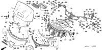 >WINDSCREEN (GL1800/A'05)