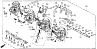 >CARBURETOR ASSY. / CARBURETOR LINK