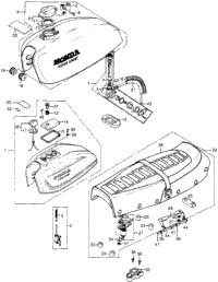1977 Cb400f A Parts further 1975 Honda Cb750 Wiring Diagram also Honda Xr650l Cdi Wiring Diagram furthermore 177964 also Honda Cbr1000rr Wiring Diagram 2011. on 1977 cb400f