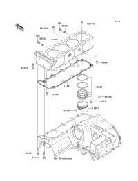 >Cylinder/Piston(s)