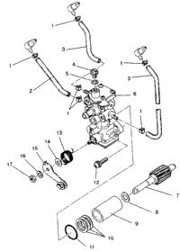 >Oil Pump Assembly Xlt , Xlt Sp 0940667 & Xlt Sks 0940567