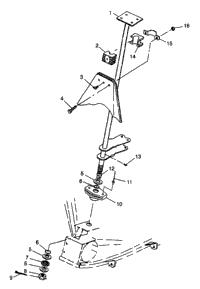 2004 Suzuki Vinson 4wd Lt F500f Shift Cable Assembly moreover Kawasaki Snowmobile Parts Diagrams besides Kawasaki 300 Atv Wiring Diagram as well Honda Rubicon Wiring Diagram Switch together with 1994 Ski Doo Parts Diagram. on oem polaris parts diagrams