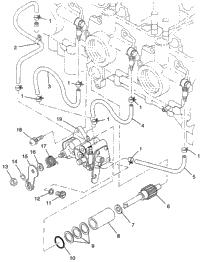 >Oil Pump Ultra Spx , Ultra Spx Se H975678 & European Ultra Spx Se
