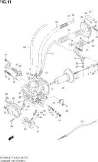 1999 Suzuki Intruder (VS1400GLP) OEM Parts, Babbitts Suzuki Partshouse