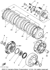1987 Yamaha Warrior 350 Wiring Diagram additionally Hydraulic Brake Valve Schematic as well Mack Mp7 Engine Parts Diagram together with 488429522059877739 also Camaro Ignition Switch Location. on raptor stereo wiring harness