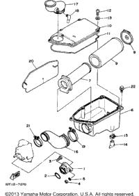 Yamaha Warrior Air Filter Guide