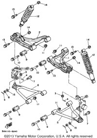 >Front Suspension - Wheel