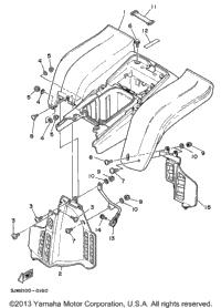How To Reset Yamaha Blaster Rear Brake