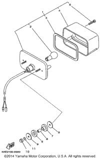 preview Yamaha Yfm Xl Bear Tracker Wiring Diagram on