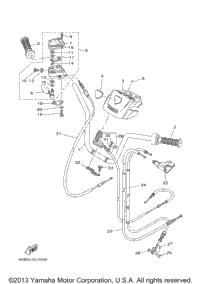 Yamaha Wolverine 350 Carburetor Parts. Yamaha. Find Image About ...