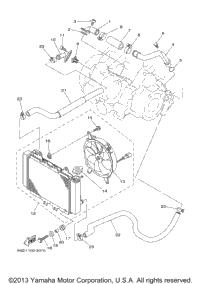 Preview on Yamaha Kodiak 400 Fuel System Diagram