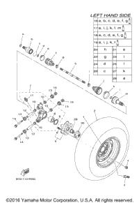 Rear Wheel