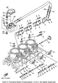 >Cylinder Crankcase 2