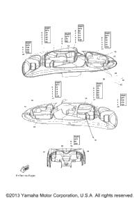 2007 Ar210 Frt1100cf Parts