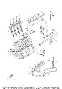 2007 Sx230 Ho Tan Sxt1100bf Parts