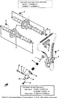 >Camshaft-Chain Tension