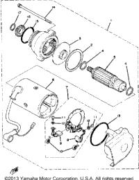 >Starting Motor