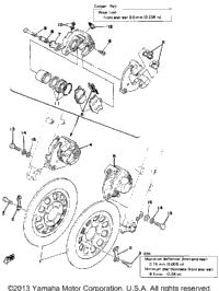 >Front Brake - Caliper