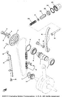 >Camshaft - Chain