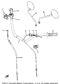 >Handlebar Cable