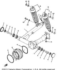 >Rear Arm Suspension
