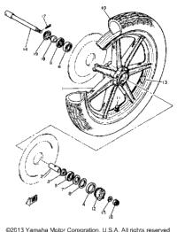 >Front Wheel