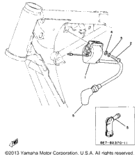 >Electrical Yz80g H