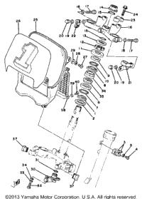 >Steering Yz80j
