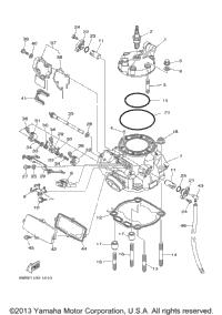 2001 Yamaha YZ250  YZ250N1  OEM Parts  Babbitts Yamaha