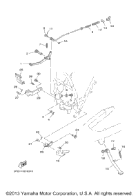 yamaha ttr 225 wiring diagram wiring diagram and schematic images of 2000 yamaha ttr 225 wiring diagram wire