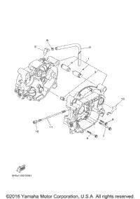 2003 Yamaha TTR90 (TTR90R) OEM Parts, Babbitts Yamaha Partshouse