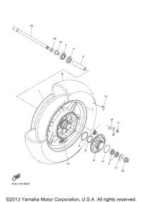 >Rear Wheel For Cast Wheel