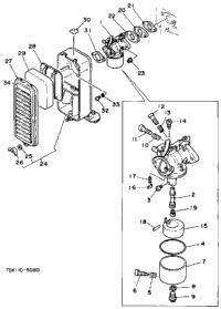 Intake-Carburetor