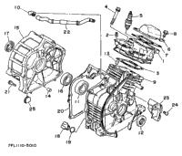 Cylinder - Crankcase