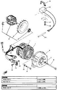 1998 yamaha ef600 intake carburetor sports plaza for Ef600 yamaha generator