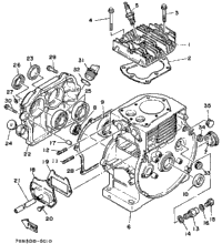 >Crankcase-Cylinder