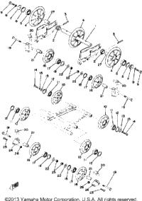>Rear Axle-Wheel