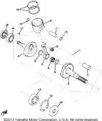 >Crank - Piston