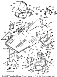 4 Cylinder Carburetor Engine  plete on mercury v6 outboard wiring diagram