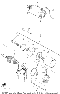 Decode Yamaha Waverunner Vin