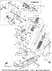 yamaha phazer engine diagram yamaha free engine image for user manual