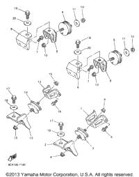 >Engine Bracket For Mm600