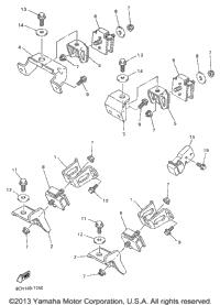 >Engine Bracket For Mm700