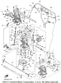 >Carburetor For Vx700