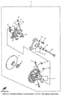 Alternate Clutch Assy Kit