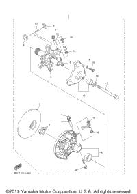 Yamaha Motorcycle Engine Rebuild