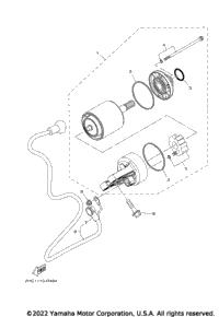 One Wire Alternator Wiring Diagram Chevy Inside Ford Alternator Wiring Diagram additionally Yamaha Throttle Body furthermore Partslist also  on yamaha ls2 wiring diagram