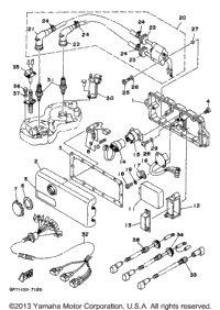 T11661984 Idle screw yfz 450 moreover Troy Bilt Carburetor Diagram also Ski Doo Motor besides  on yamaha grizzly 600 wiring diagram pdf