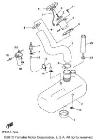 Yamaha Venture Motorcycle Engine Diagrams