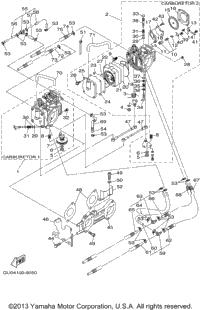 preview 1999 yamaha wave runner gp800 (gp800x) oem parts, babbitts yamaha,Yamaha Gp800 Wiring Diagram